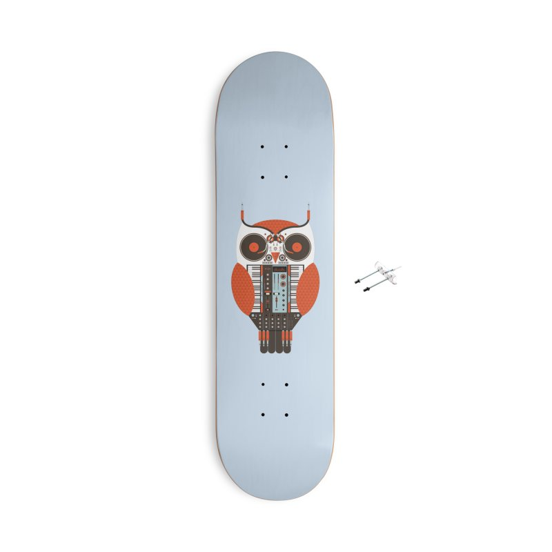 DJ Owl Accessories Skateboard by Tony Bamber's Shop