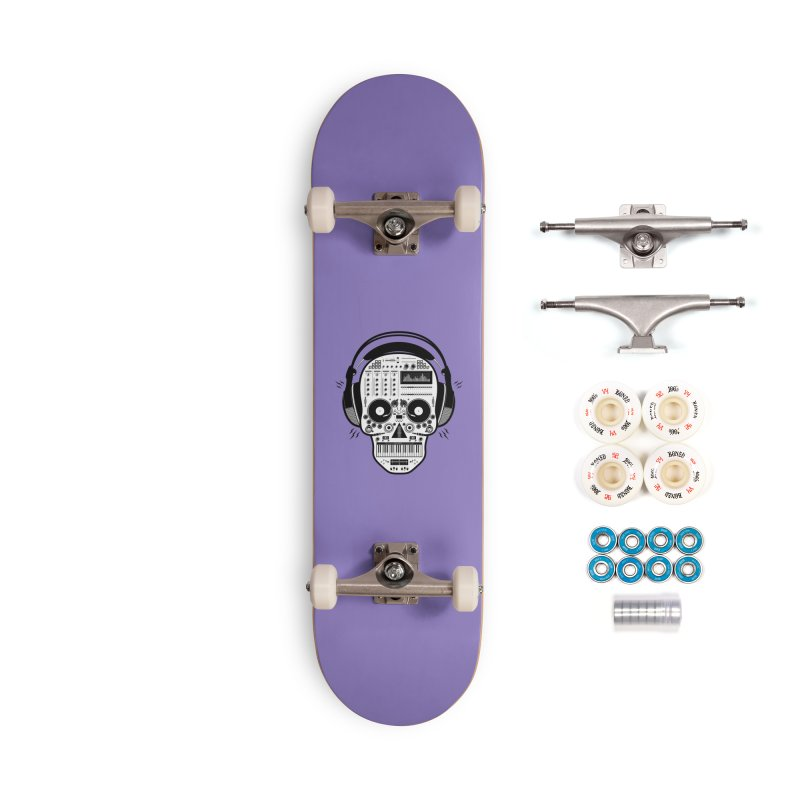 DJ Skull Accessories Complete - Premium Skateboard by Tony Bamber's Shop