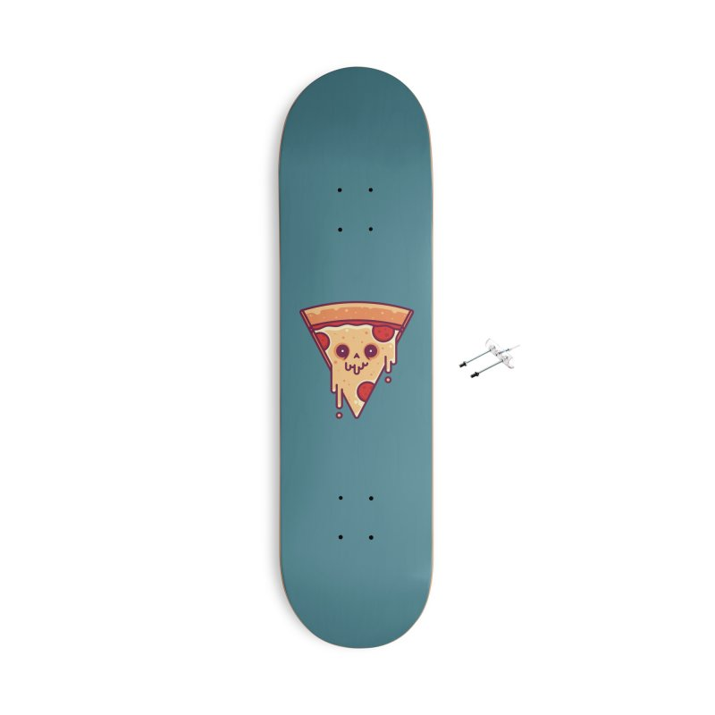 Slice Accessories With Hanging Hardware Skateboard by Tony Bamber's Shop