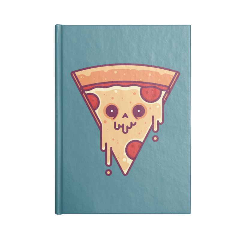 Slice Accessories Lined Journal Notebook by Tony Bamber's Shop
