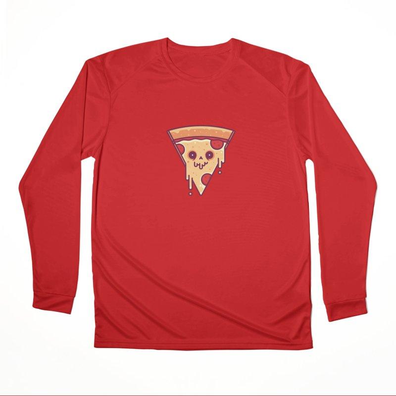 Slice Women's Performance Unisex Longsleeve T-Shirt by Tony Bamber's Shop