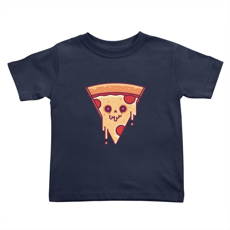 Slice Kids Toddler T-Shirt by Tony Bamber's Shop