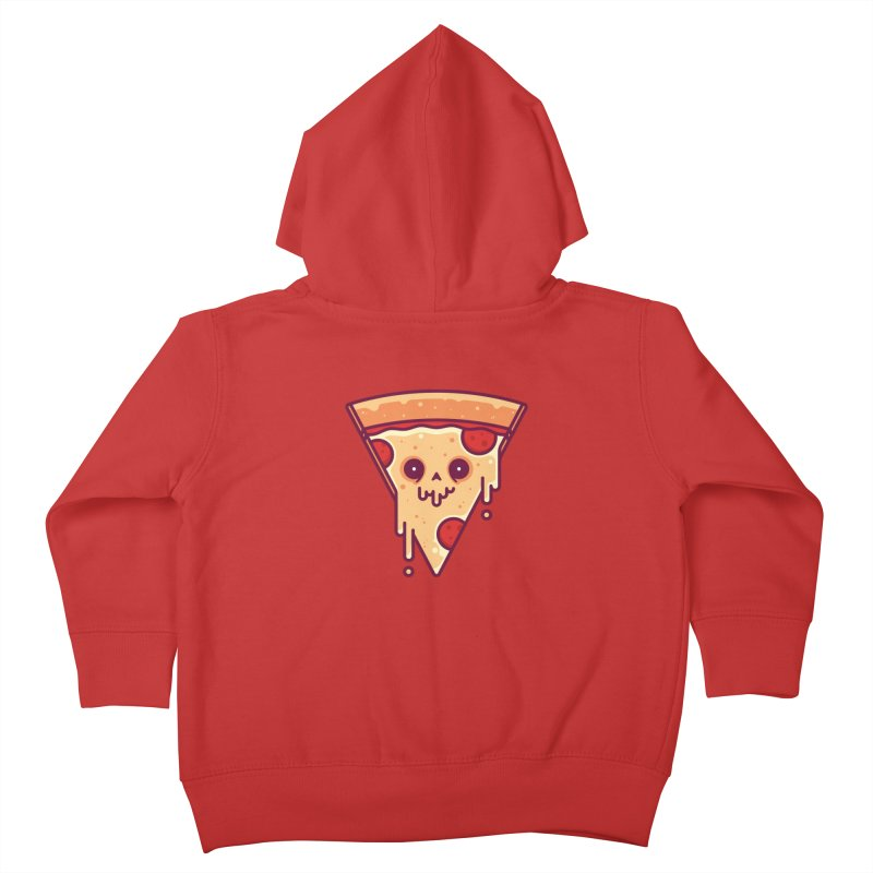 Slice Kids Toddler Zip-Up Hoody by Tony Bamber's Shop