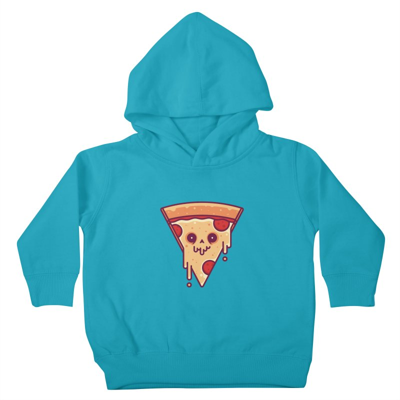 Slice Kids Toddler Pullover Hoody by Tony Bamber's Shop