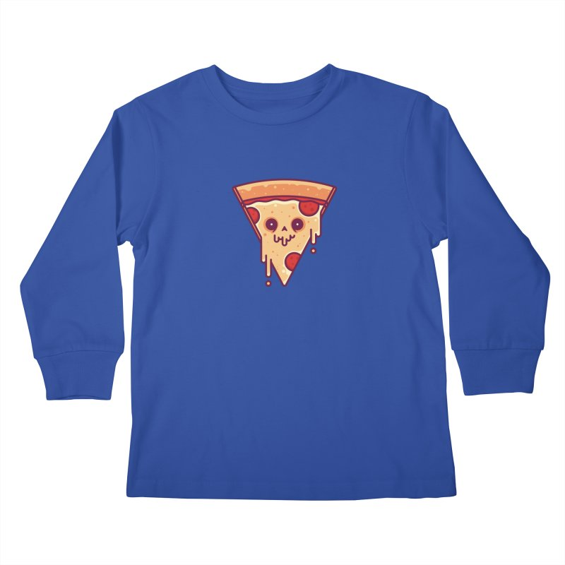 Slice Kids Longsleeve T-Shirt by Tony Bamber's Shop