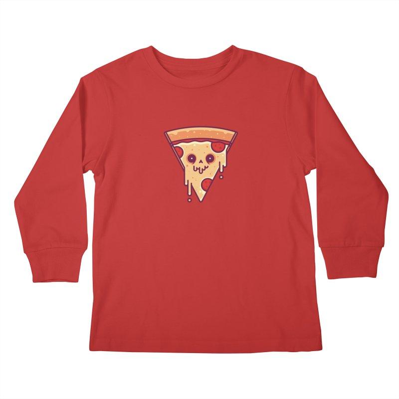 Slice Kids Longsleeve T-Shirt by Tony Bamber's Shop