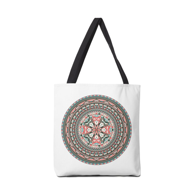 Mandala Accessories Tote Bag Bag by Tony Bamber's Shop