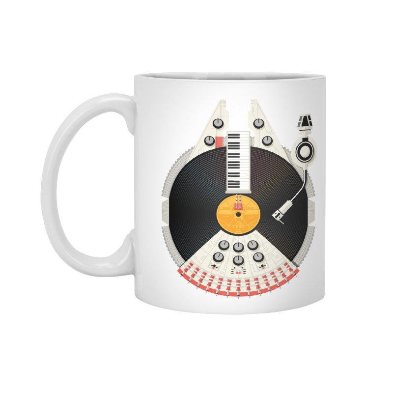 Smuggler Accessories Mug by Tony Bamber's Artist Shop