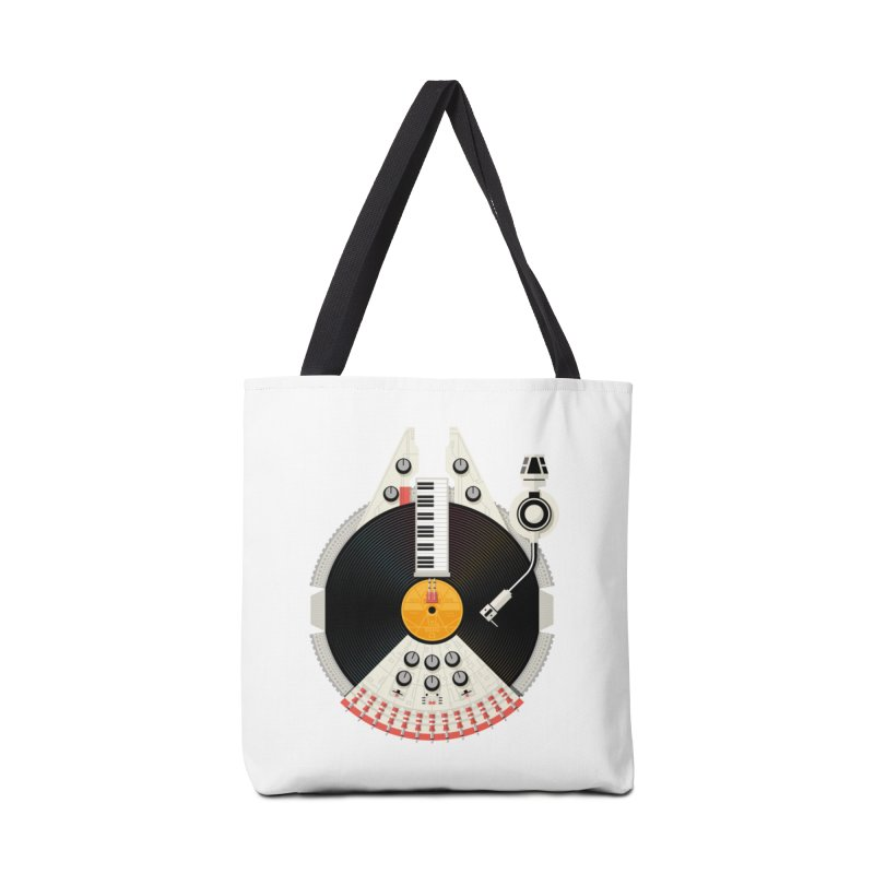Smuggler Accessories Tote Bag Bag by Tony Bamber's Artist Shop
