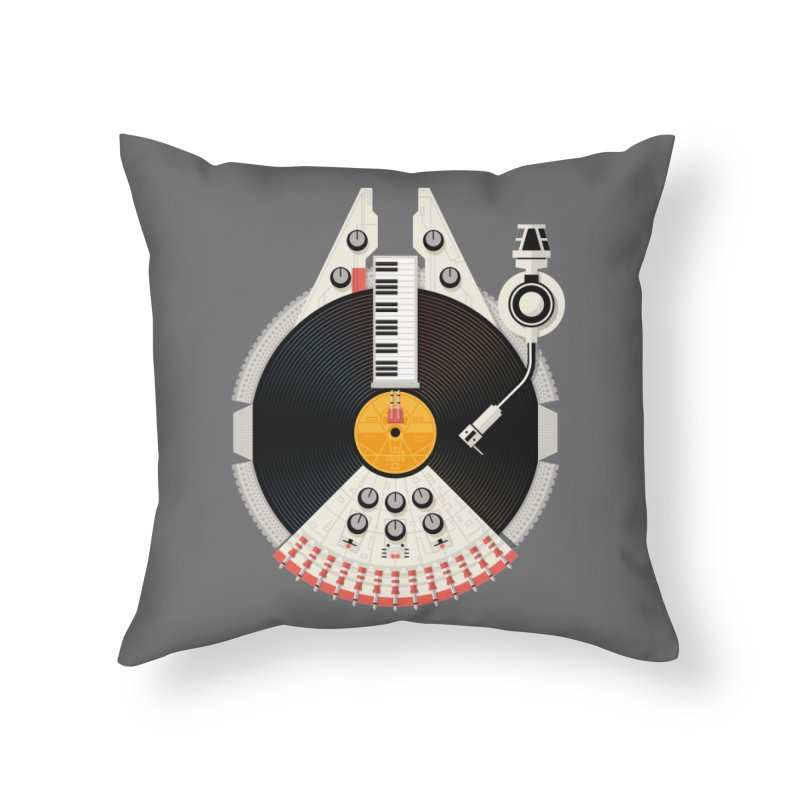Smuggler Home Throw Pillow by Tony Bamber's Shop