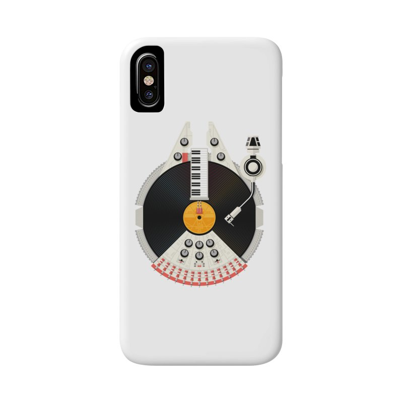 Smuggler Accessories Phone Case by Tony Bamber's Artist Shop