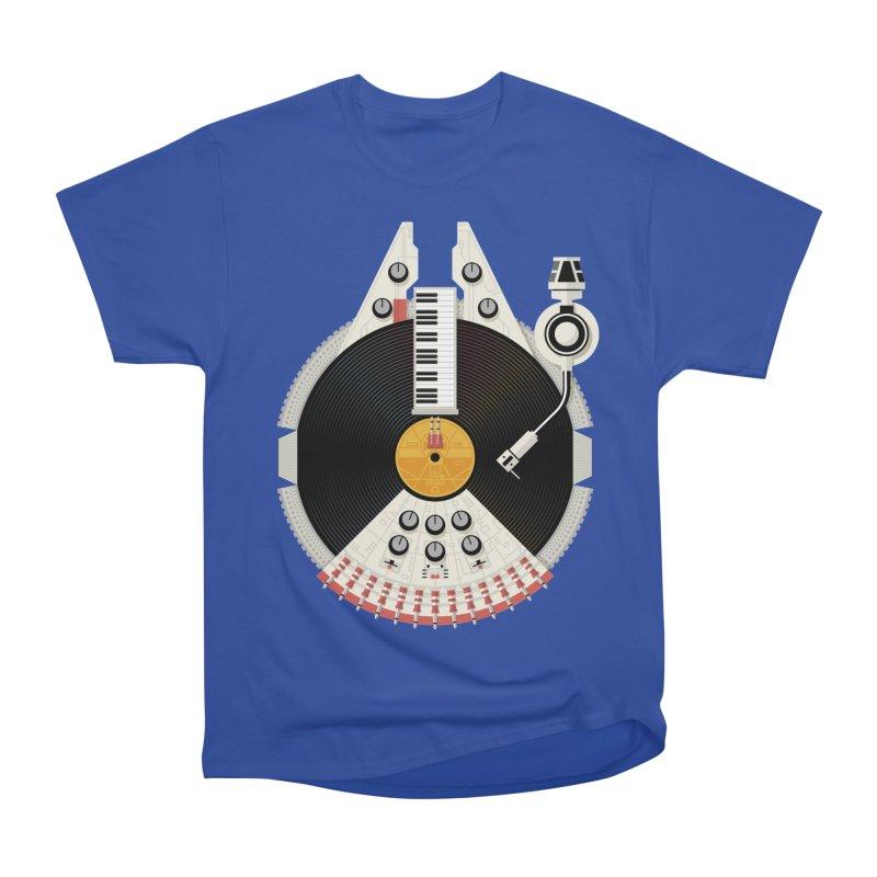 Smuggler Women's Heavyweight Unisex T-Shirt by Tony Bamber's Artist Shop