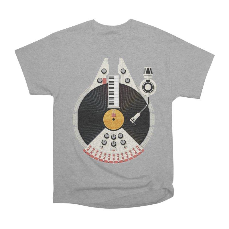 Smuggler Men's Heavyweight T-Shirt by Tony Bamber's Artist Shop