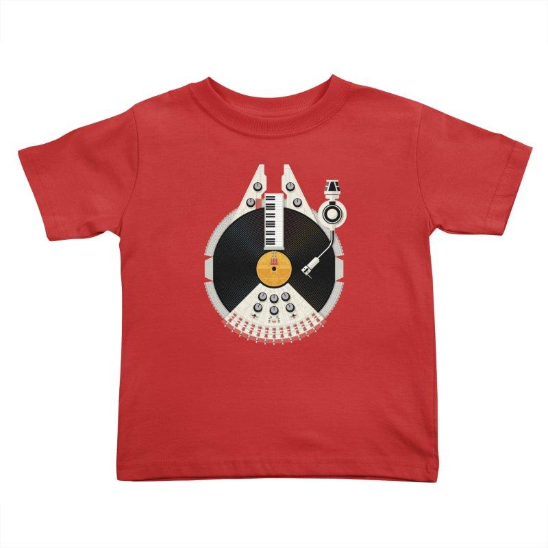 Smuggler Kids Toddler T-Shirt by Tony Bamber's Shop