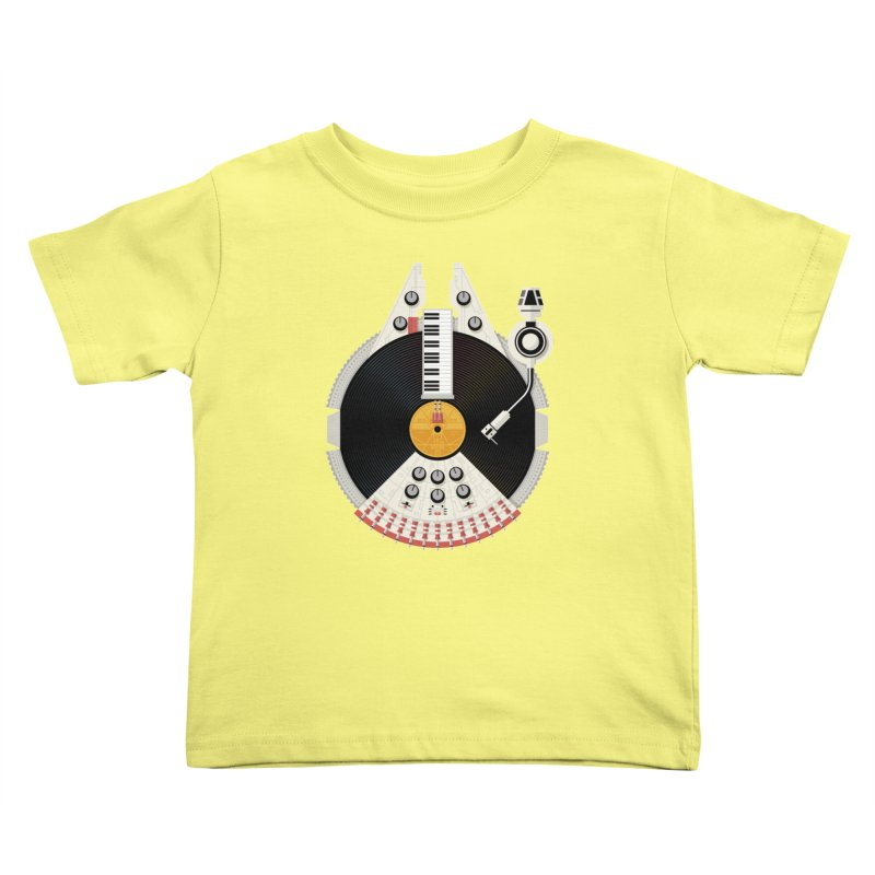 Smuggler Kids Toddler T-Shirt by Tony Bamber's Artist Shop