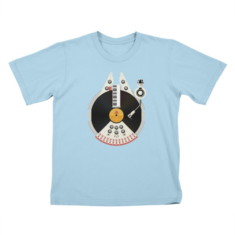 Smuggler Kids T-Shirt by Tony Bamber's Shop