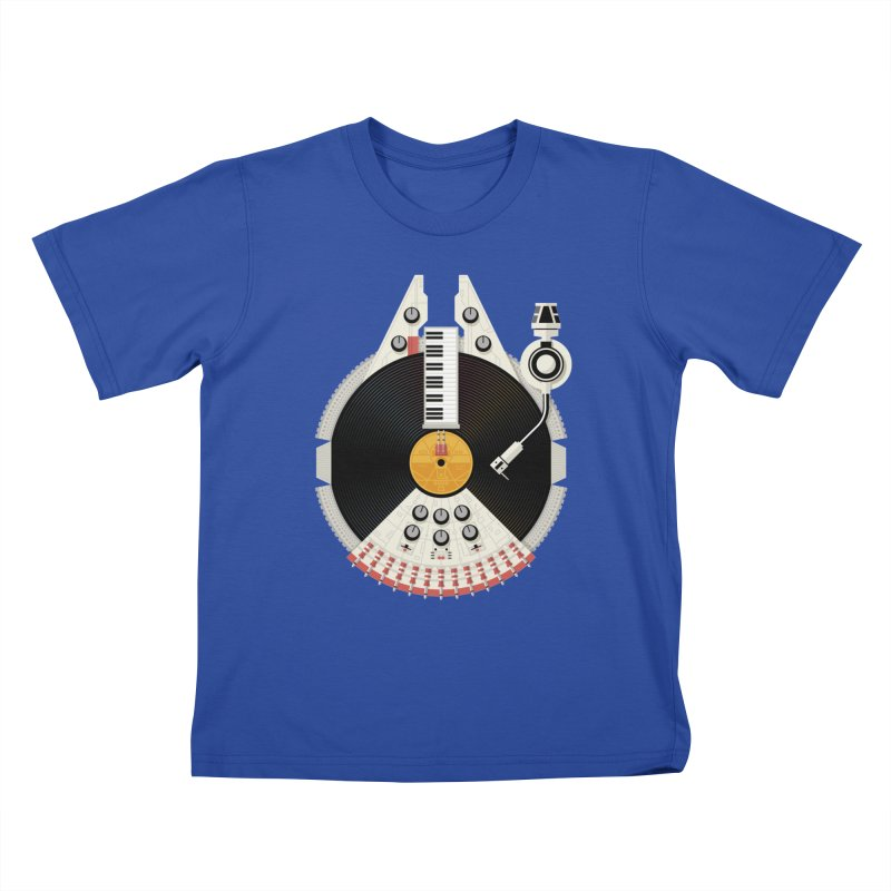 Smuggler Kids T-shirt by Tony Bamber's Artist Shop