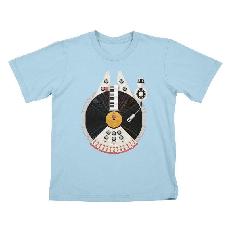 Smuggler Kids T-Shirt by Tony Bamber's Shop