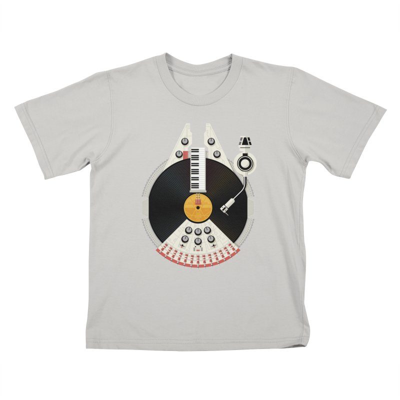 Smuggler Kids T-Shirt by Tony Bamber's Artist Shop