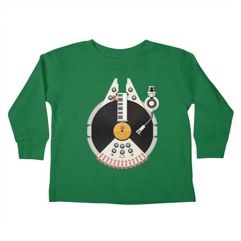 Smuggler Kids Toddler Longsleeve T-Shirt by Tony Bamber's Shop