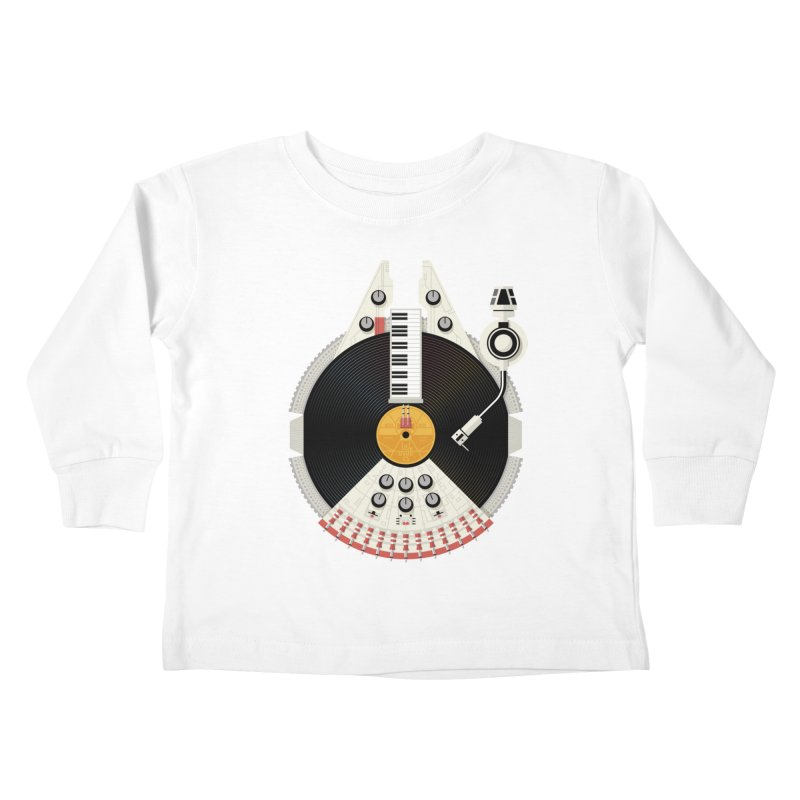 Smuggler Kids Toddler Longsleeve T-Shirt by Tony Bamber's Shop