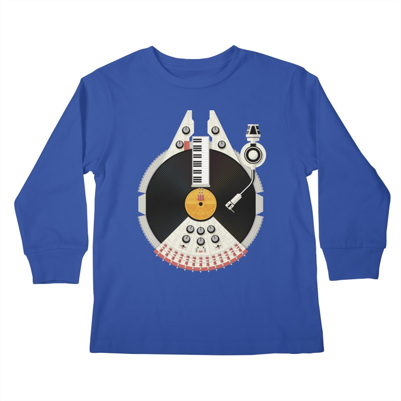 Smuggler Kids Longsleeve T-Shirt by Tony Bamber's Shop