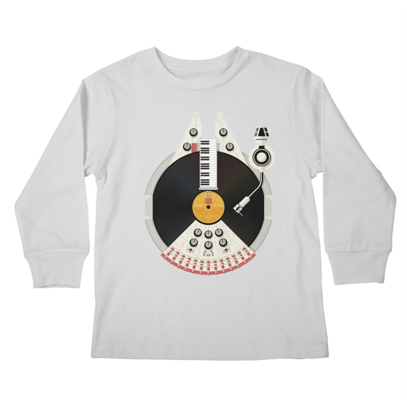 Smuggler Kids Longsleeve T-Shirt by Tony Bamber's Artist Shop