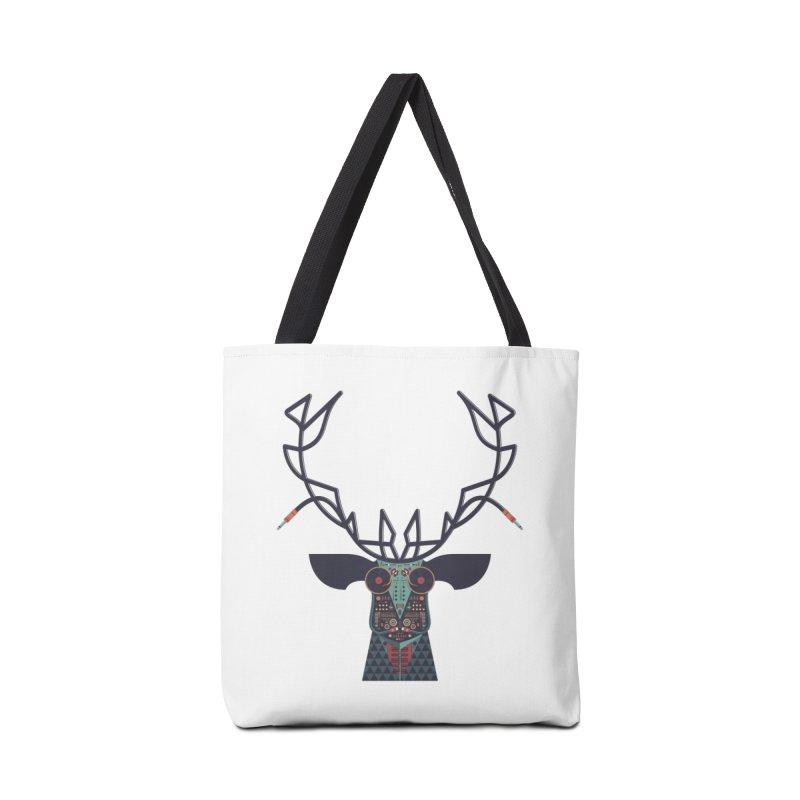 DJ Deer Accessories Bag by Tony Bamber's Artist Shop