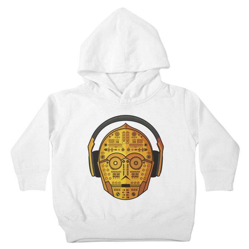 DJ-3PO Kids  by Tony Bamber's Artist Shop