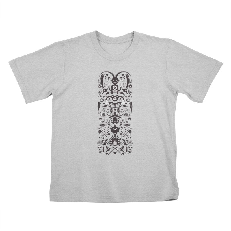 Hell Kids T-Shirt by Tony Bamber's Shop