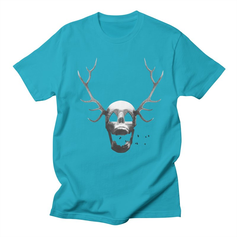 The Bridge Men's T-shirt by Tony Bamber's Artist Shop