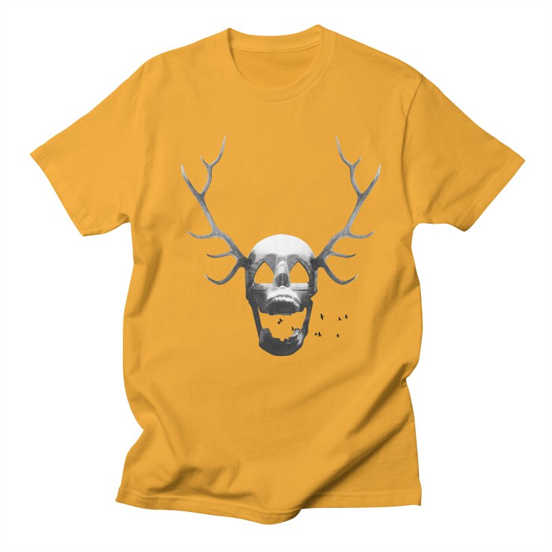 The Bridge Men's Regular T-Shirt by Tony Bamber's Artist Shop