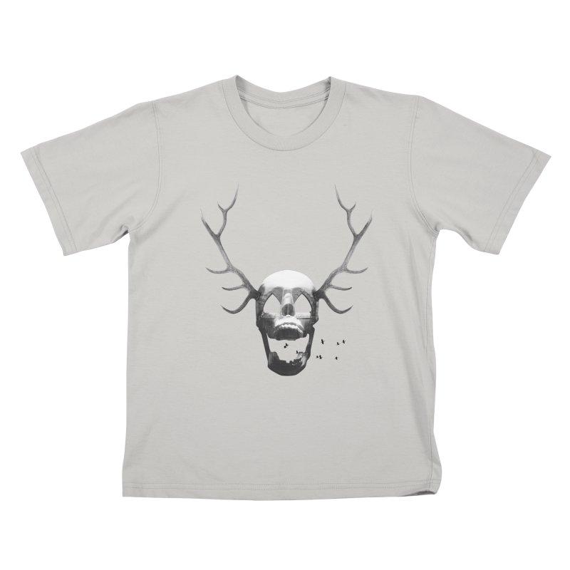 The Bridge Kids T-Shirt by Tony Bamber's Artist Shop