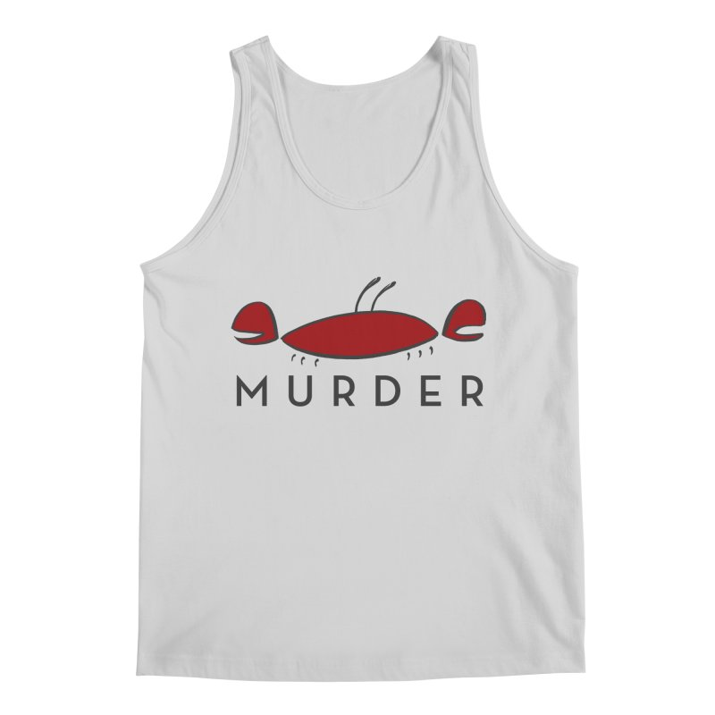 MURDER CRAB Men's Regular Tank by Tony Breed T-Shirt Designs
