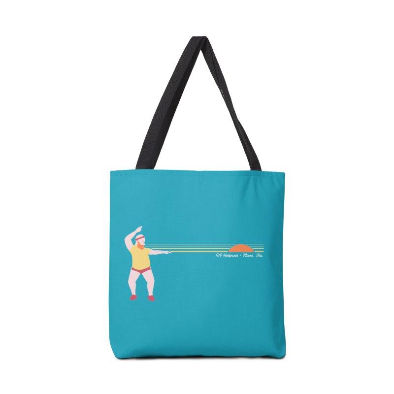 DJ Hottpants, Miami Fla. Accessories Bag by Tony Breed T-Shirt Designs