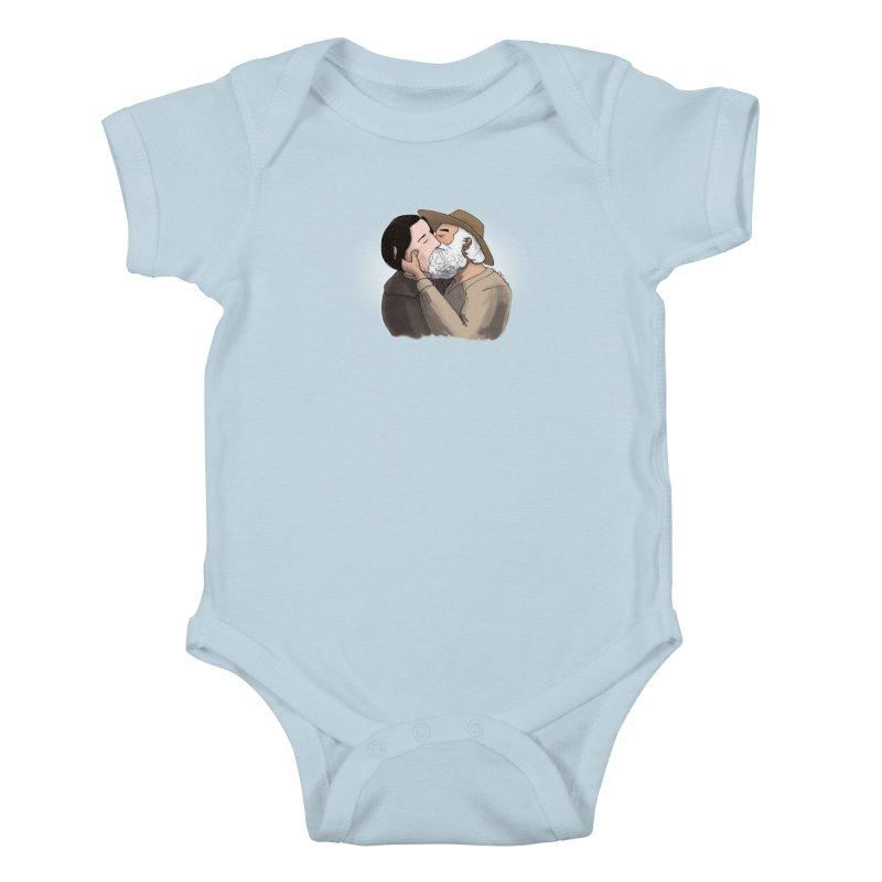 Wilde & Whitman Kids Baby Bodysuit by Tony Breed T-Shirt Designs