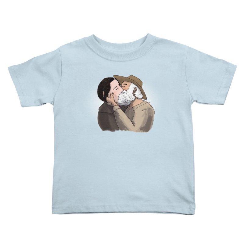Wilde & Whitman Kids Toddler T-Shirt by Tony Breed T-Shirt Designs