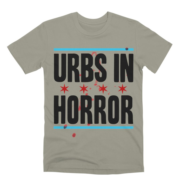 URBS IN HORROR Men's Premium T-Shirt by Tony Breed T-Shirt Designs