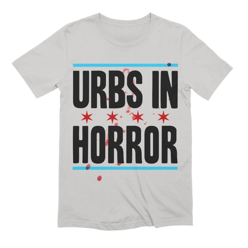 URBS IN HORROR Men's Extra Soft T-Shirt by Tony Breed T-Shirt Designs