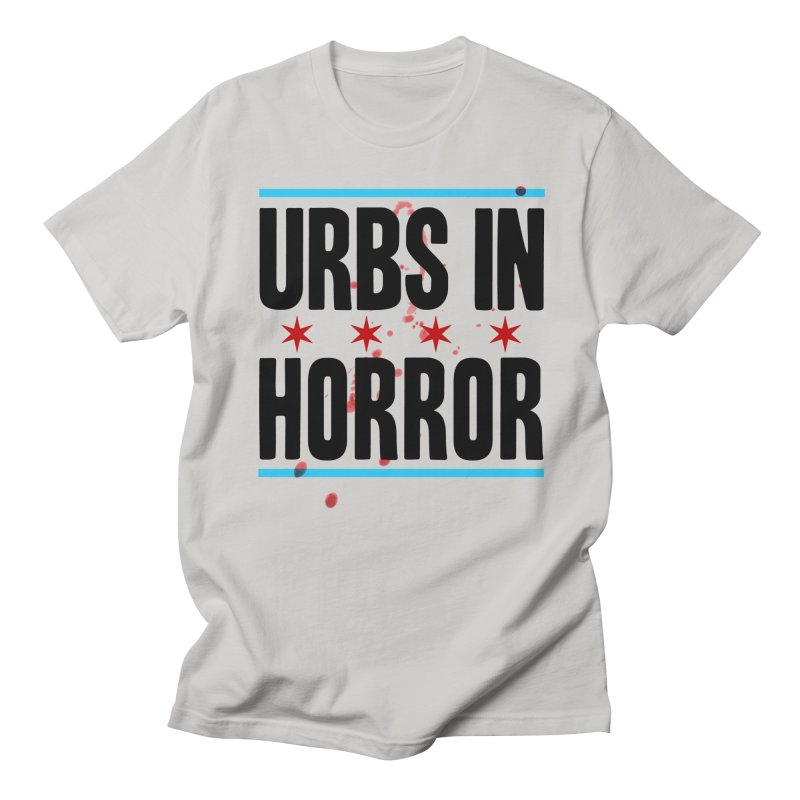 URBS IN HORROR Men's T-Shirt by Tony Breed T-Shirt Designs