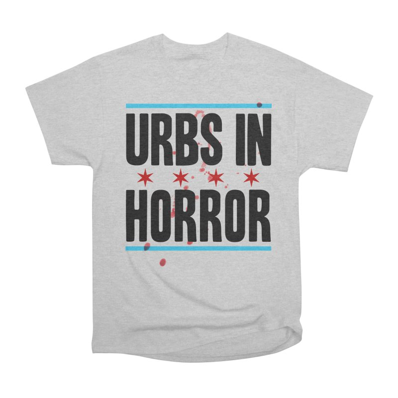 URBS IN HORROR Men's Heavyweight T-Shirt by Tony Breed T-Shirt Designs