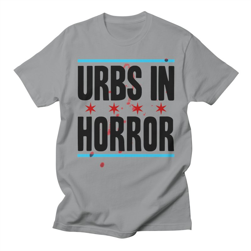 URBS IN HORROR Men's Regular T-Shirt by Tony Breed T-Shirt Designs