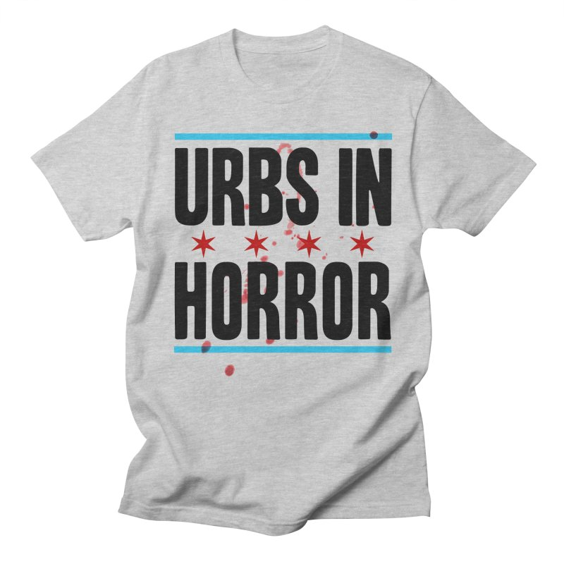 URBS IN HORROR Women's Regular Unisex T-Shirt by Tony Breed T-Shirt Designs