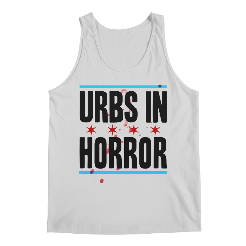 URBS IN HORROR Men's Regular Tank by Tony Breed T-Shirt Designs