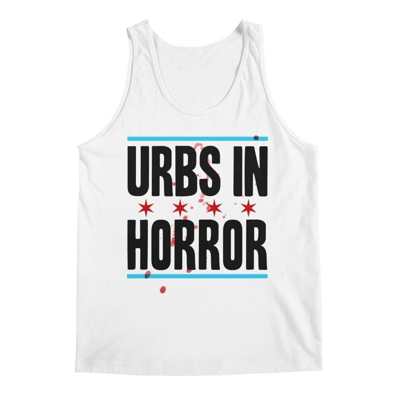 URBS IN HORROR Men's Tank by Tony Breed T-Shirt Designs