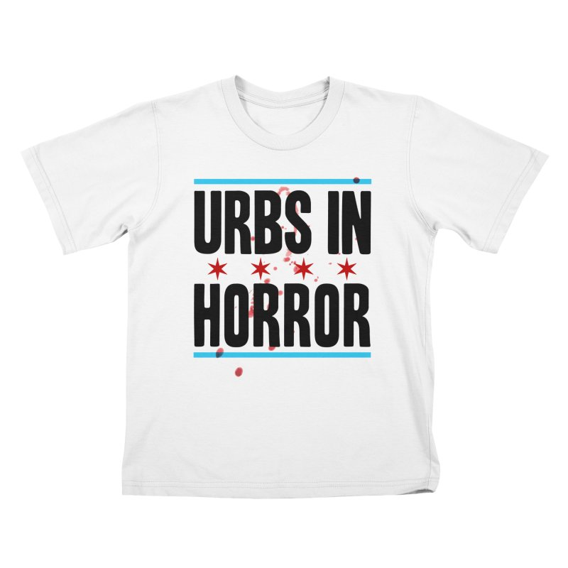 URBS IN HORROR Kids T-Shirt by Tony Breed T-Shirt Designs