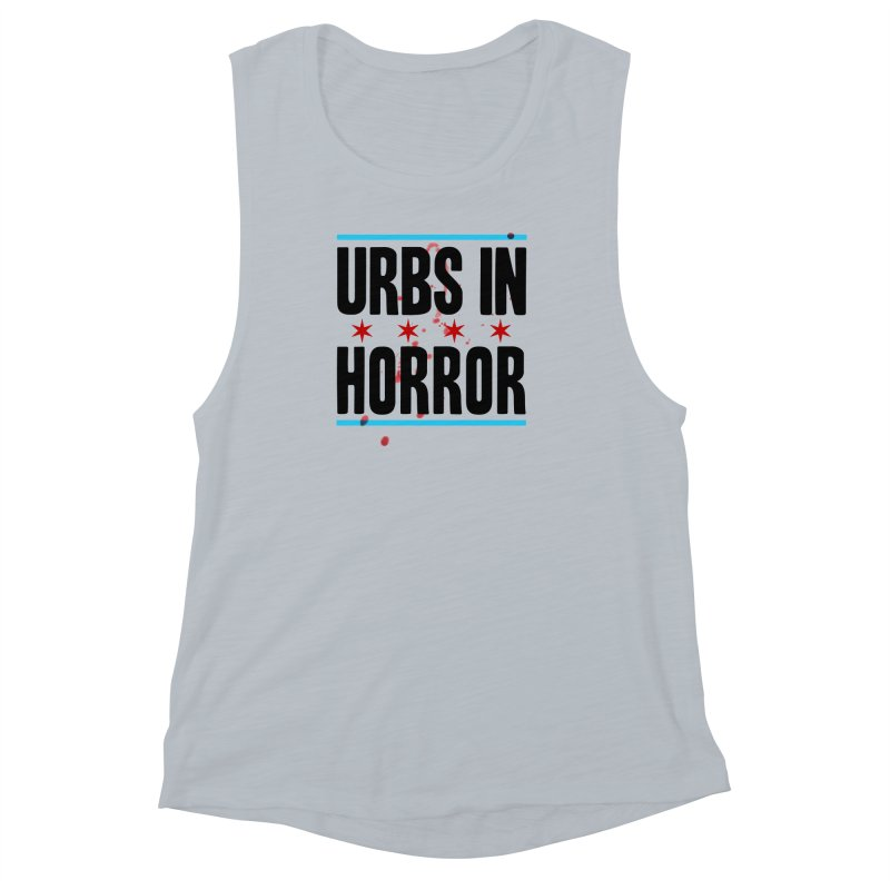 URBS IN HORROR Women's Muscle Tank by Tony Breed T-Shirt Designs