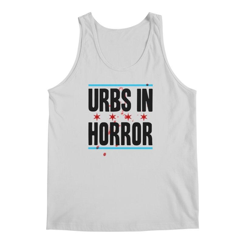 URBS IN HORROR Men's Regular Tank by Tony Breed T-Shirt Designs