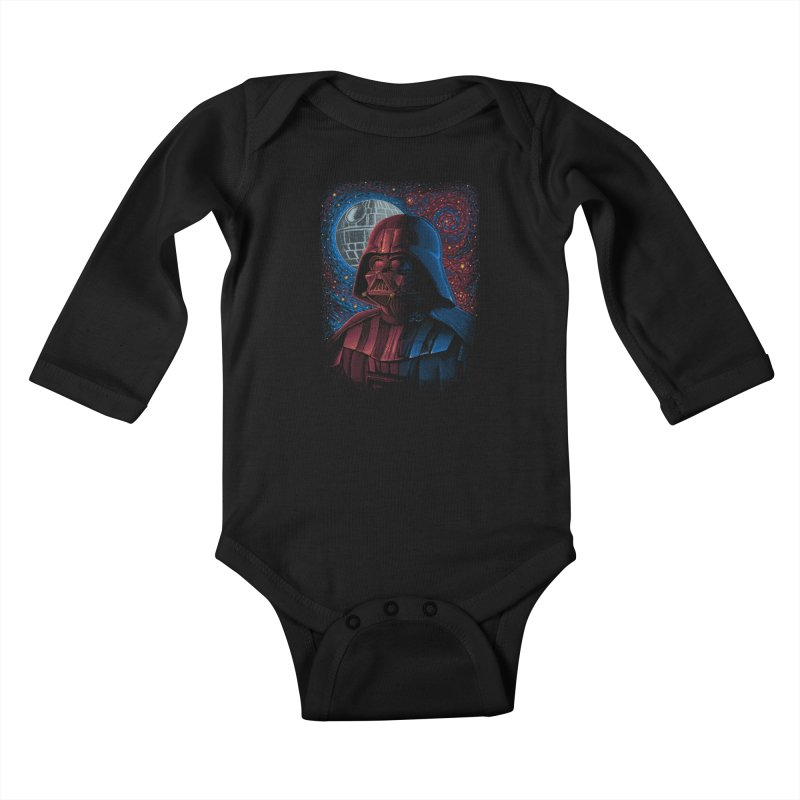 Pop-Impressionism Kids Baby Longsleeve Bodysuit by tonycenteno's Artist Shop
