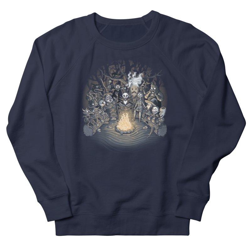 Halloween Tale Men's Sweatshirt by tonycenteno's Artist Shop